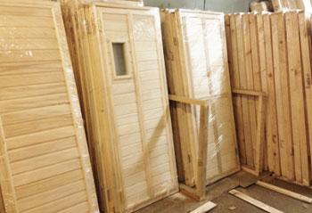 Деревянные двери - Центральная Строительная База